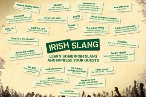 Irish banter words